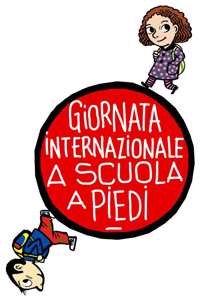 Giornata internazionale a scuola a piedi