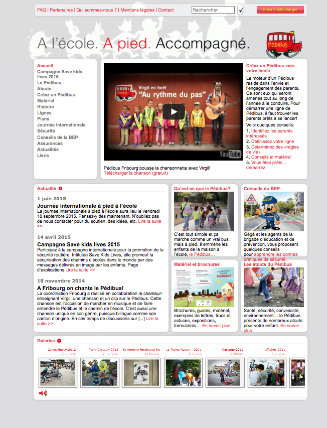 home page geneve