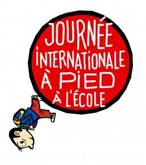 Journée internationale à pied à l'école 2017