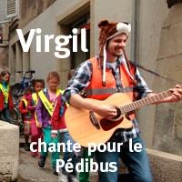 Virgil parraine le Pedibus Fribourg!