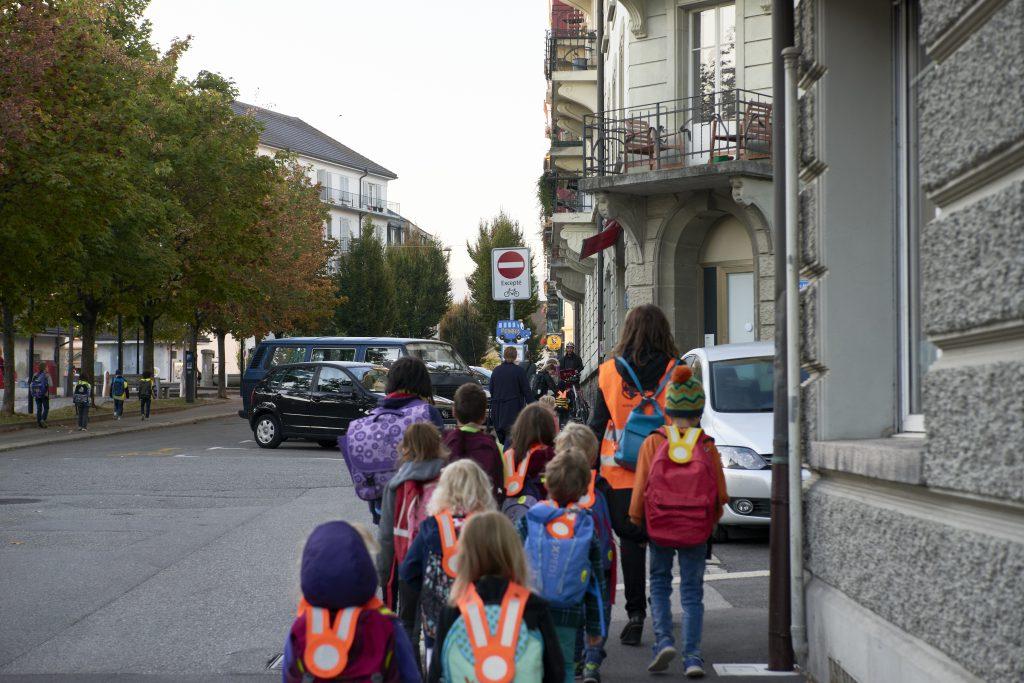 L'obésité et surpoids chez les enfants en Suisse