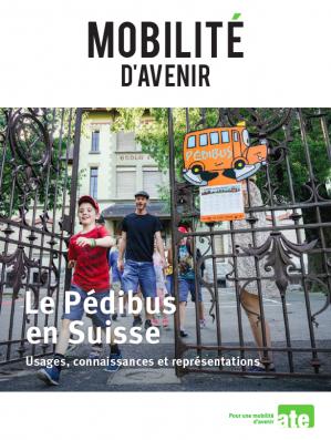 Entdecken sie die neue VCS-Studie zur Schulmobilität und dem Pedibus