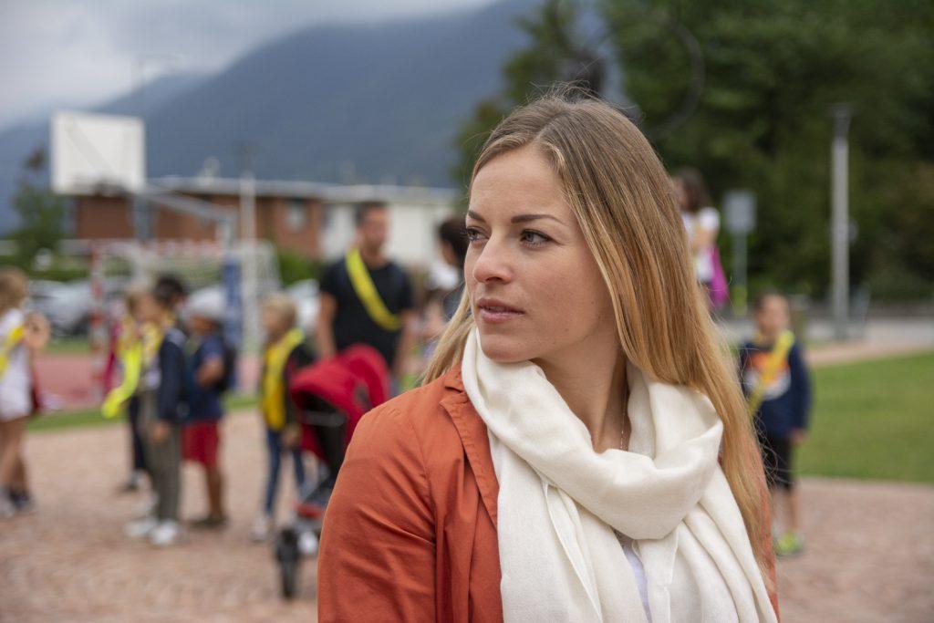 Lara Gut-Behrami marraine des 20 ans du Pedibus