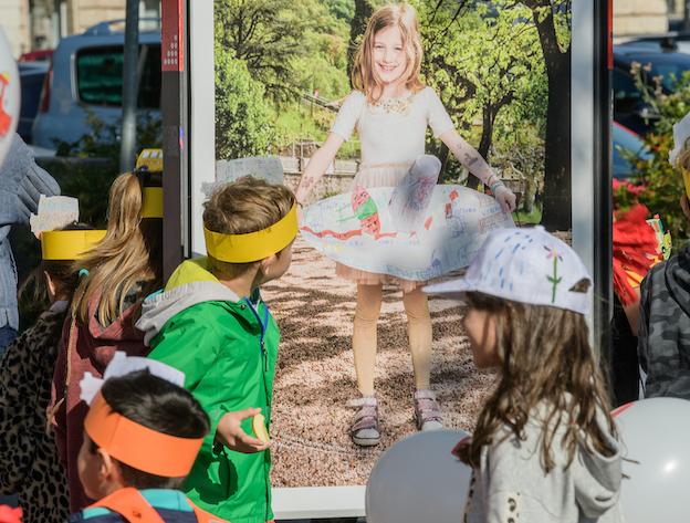Timea Bacsinszky inaugurera l'exposition Pedibus à Gland