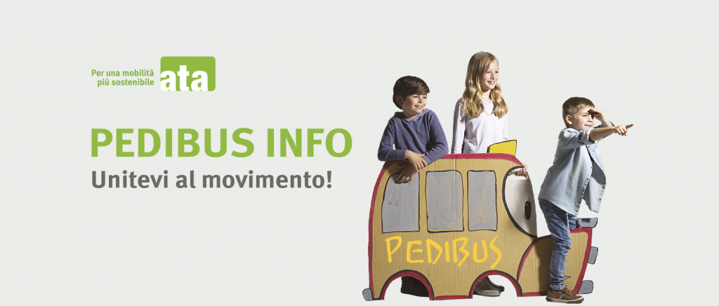 New: newsletter Pedibus Info-scuole