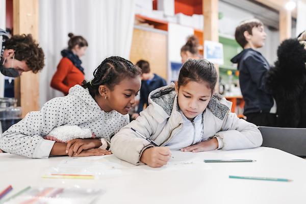 """Nouvelle étude de l'ATE: """"Les enfants, experts du chemin de l'école"""""""