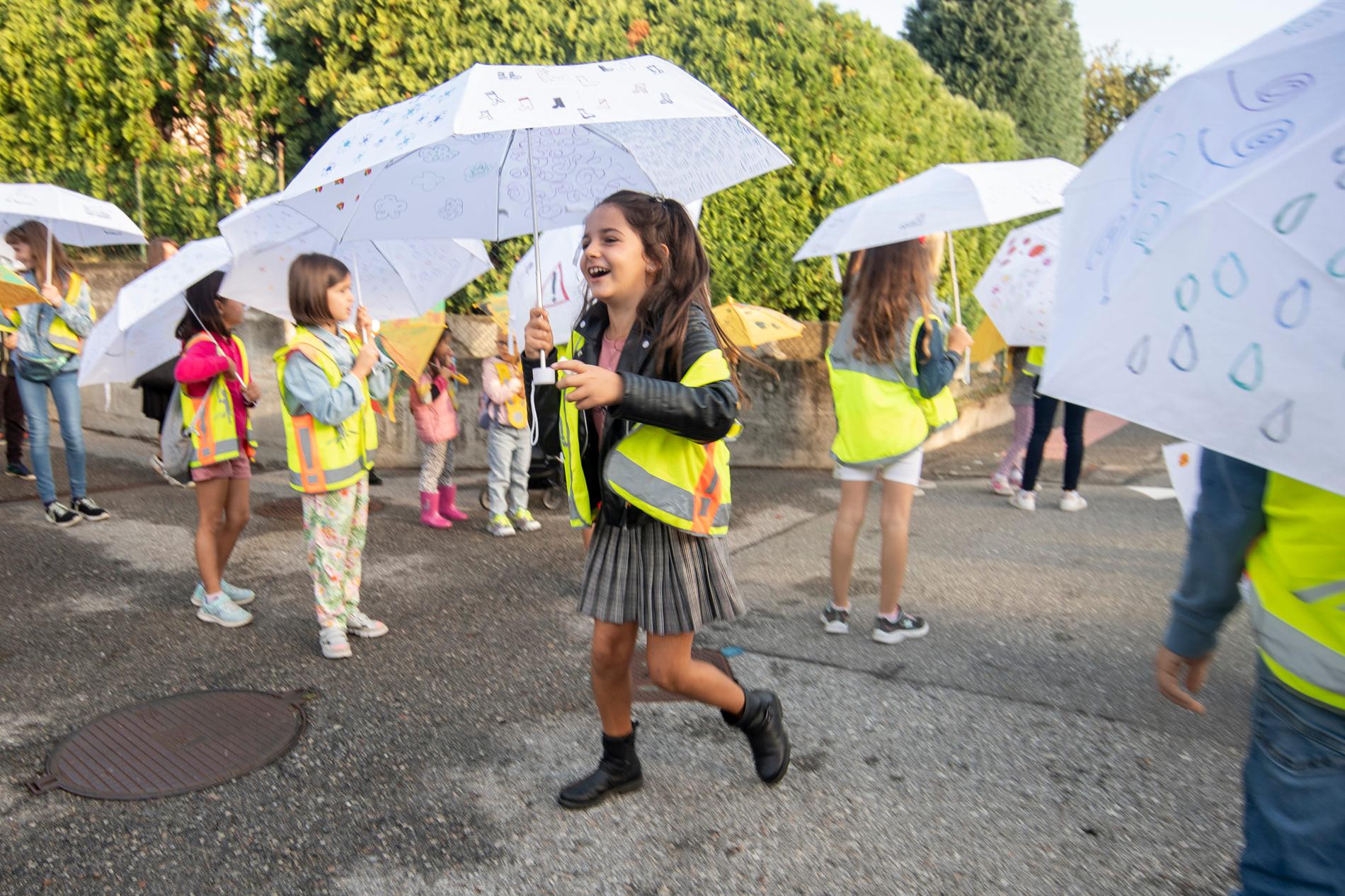Giornata internazionale a scuola a piedi 2021