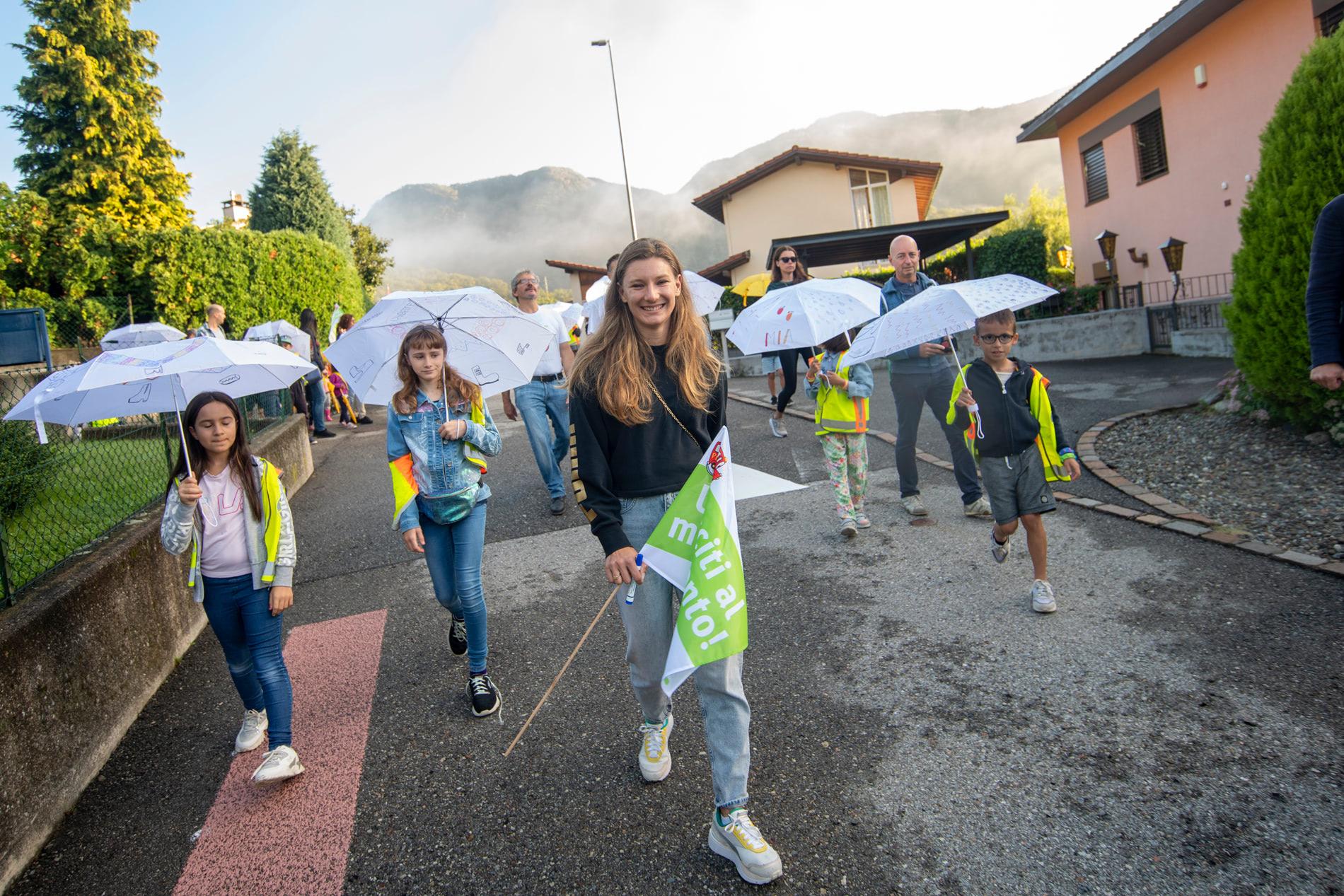 Giornata internazionale a scuola a piedi 2021: uno straordinario successo!
