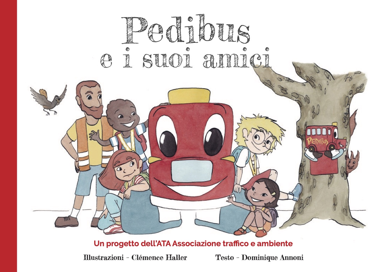 Pedibus e i suoi amici, una fiaba per conoscere il mondo
