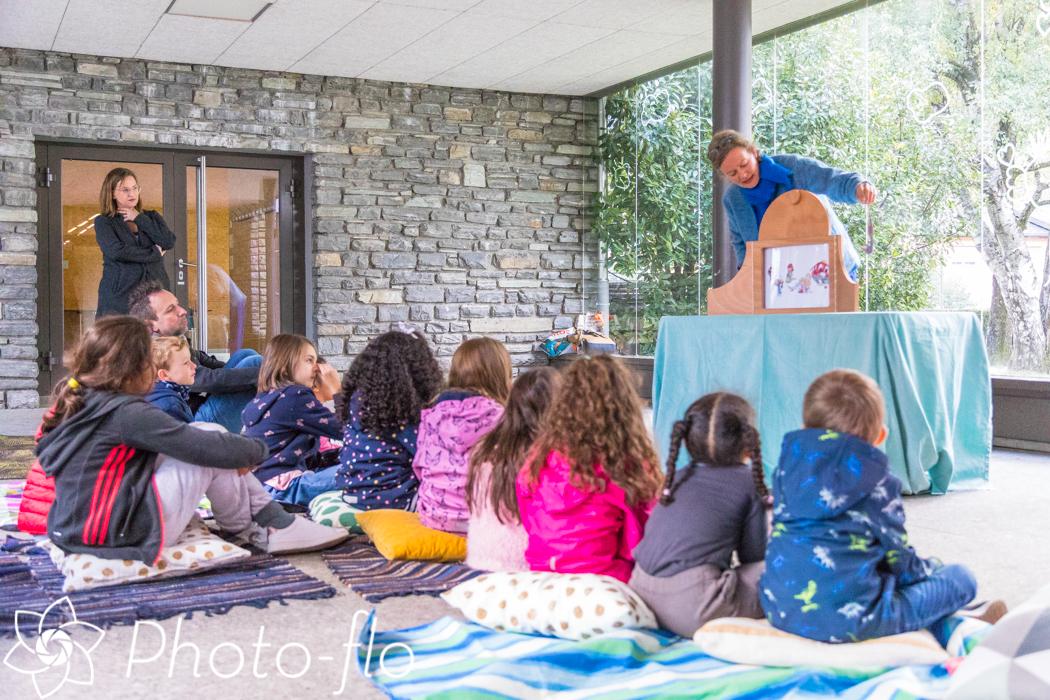Exposition Pedibus et vernissage à Martigny-Bourg