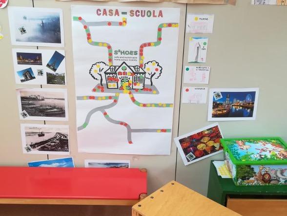 S2HOES: passi avanti per una mobilità casa-scuola più sostenibile